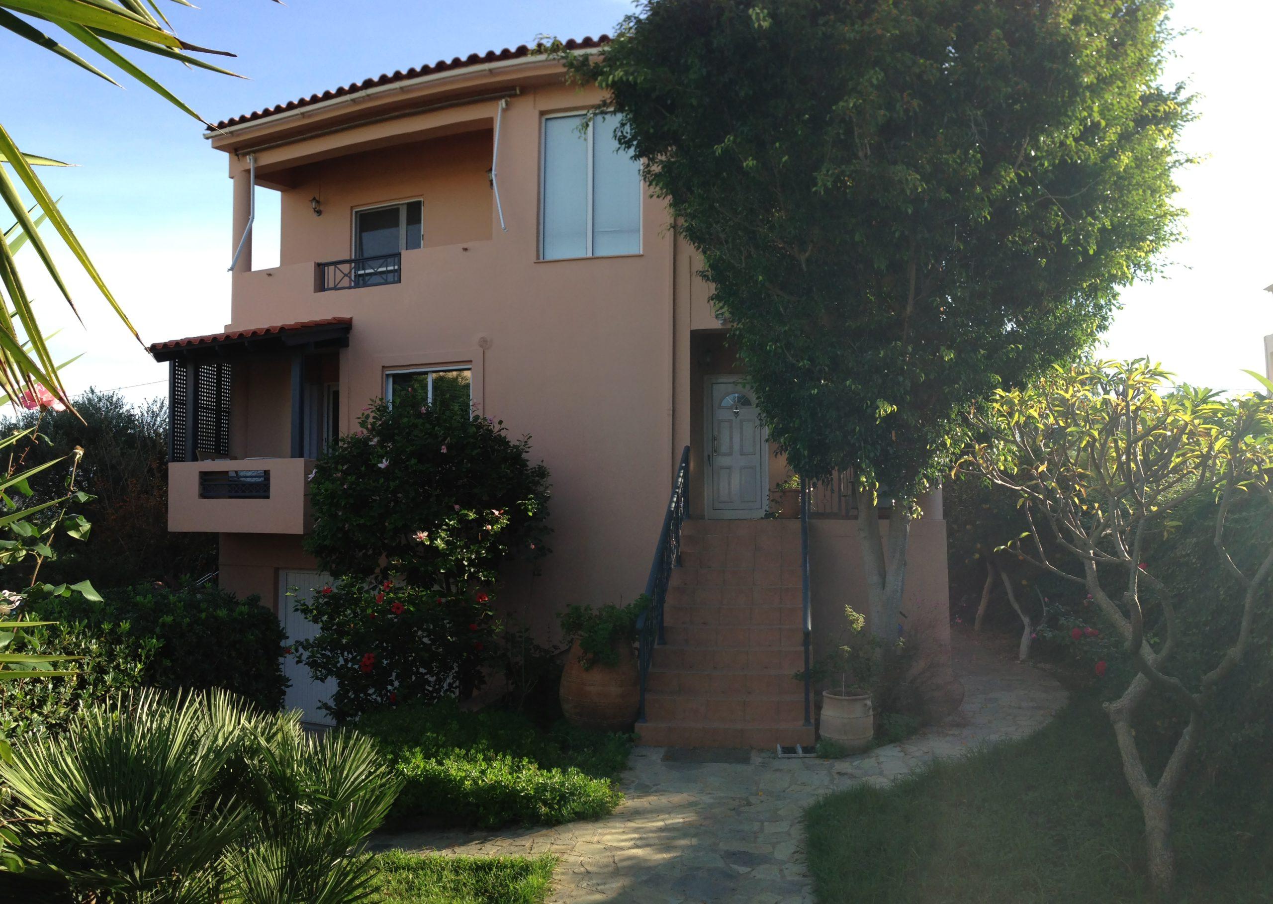Ferienwohnung – Villa Olivo